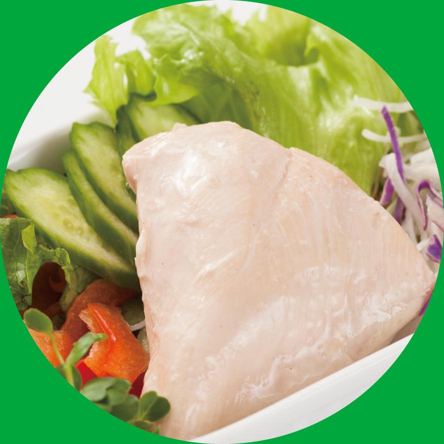 The Athlete chicken アスリートのチキン プレーン 保存料なし 着色料なし 増粘材なし pH調整剤なし 食品添加物は使用しておりません