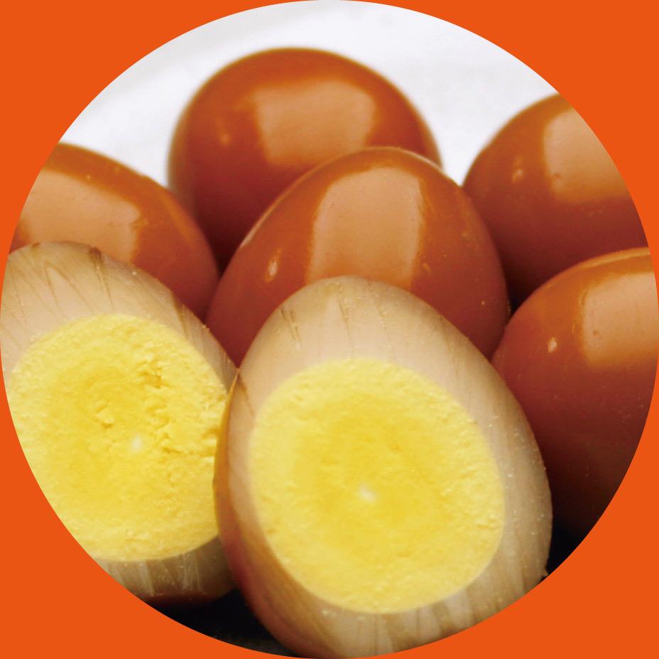 The Athlete Egg アスリートのタマゴ カツオ香る醤油味 国産うずら卵 100% 着色料なし