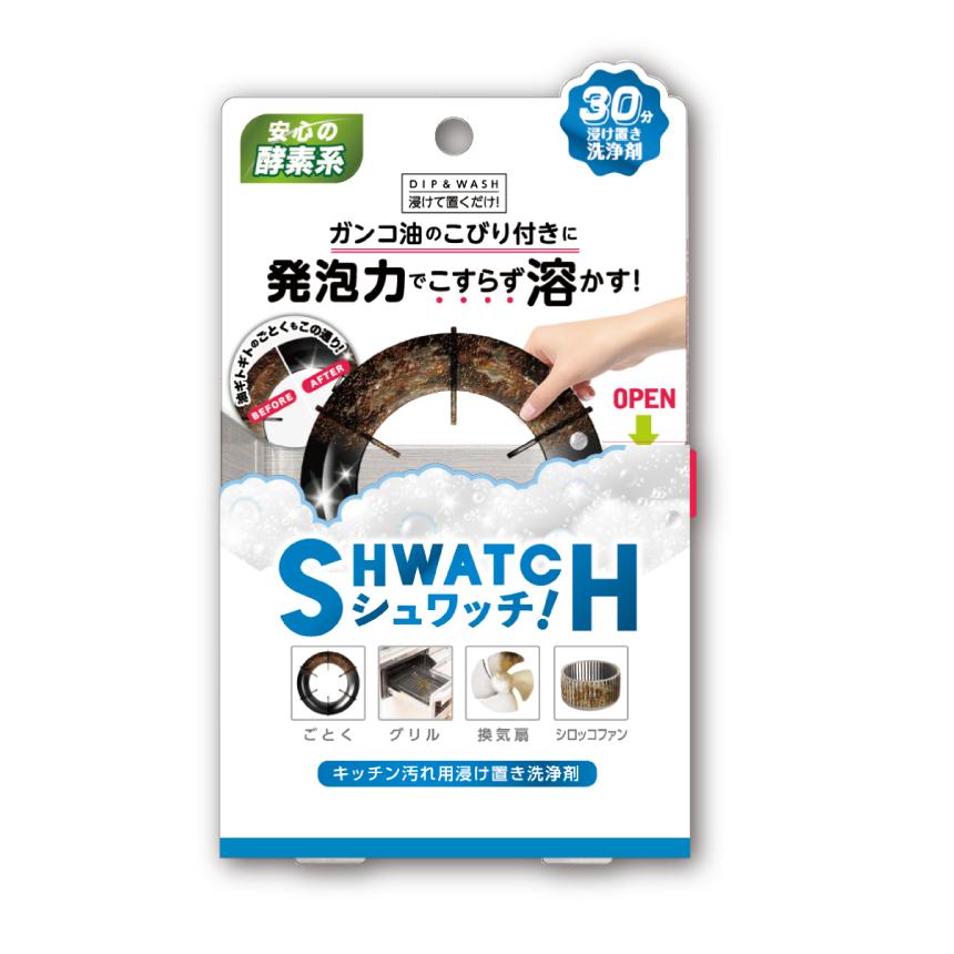 SHWATCH シュワッチ パッケージ